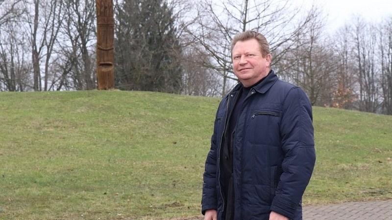 Punios seniūnas G. Laukaitis