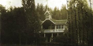 N. Silvanavičiaus namas buvo pastatytas 1882 m.