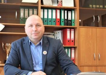 Vidzgirio progimnazijos direktorius A. Čiurlionis