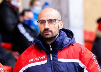 Dainaviškių vyriausiasis strategas iš Italijos F. Mazzone. Vytauto Kurilavičiaus nuotr.