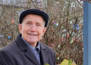 Alytiškis sveikuolis V. Mockevičius savo gimtadienį švenčia Sveikatos dieną