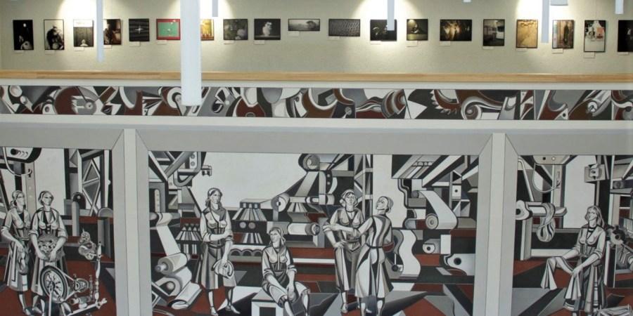 Parodos Alytaus kultūros centre. E. Griniaus nuotr.