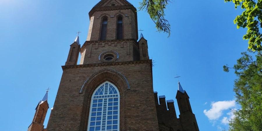 Birštono Šv. Antano Paduviečio bažnyčia. Alytausgidas.lt nuotr.