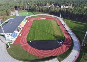Lietuvos sporto centro stadionas Druskininkuose