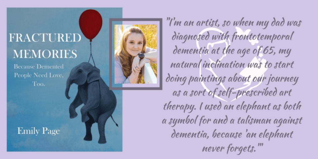 """Meet Emily Page, author of """"Fractured Memories"""""""