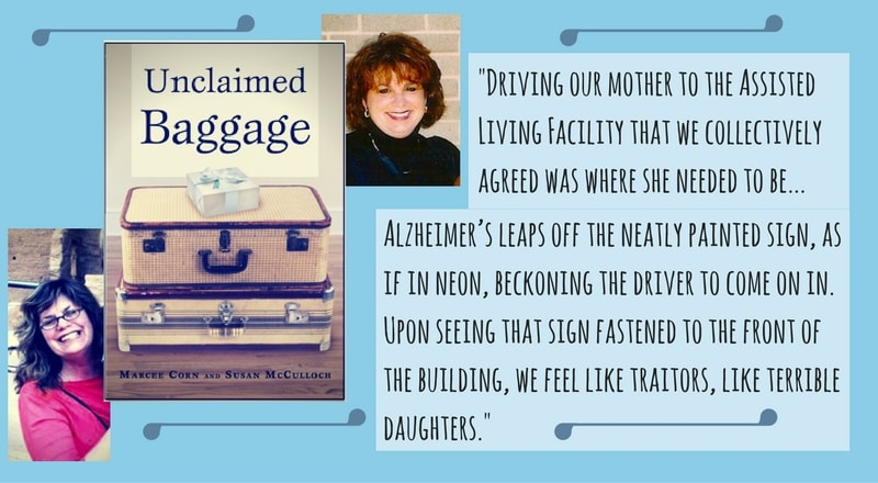 """Meet Marcee Corn and Susan McCulloch, authors of """"Unclaimed Baggage"""""""