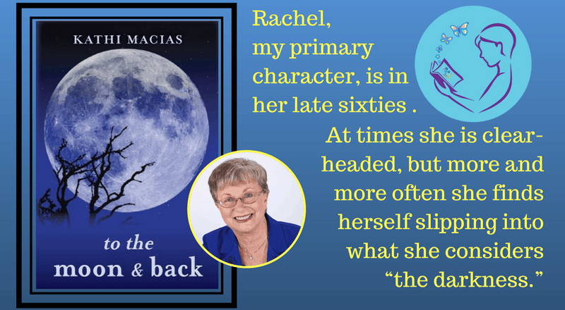 "Meet Kathi Macias, author of ""To The Moon and Back"""