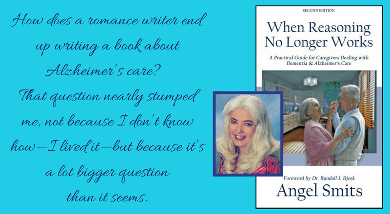 "Meet Angel Smits author of ""When Reasoning No Longer Works"""