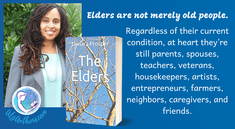 "Meet Tamara Prosper, author of ""The Elders"""