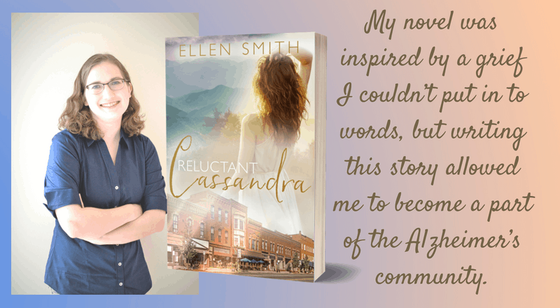 "Meet Ellen Smith author of ""Reluctant Cassandra"""