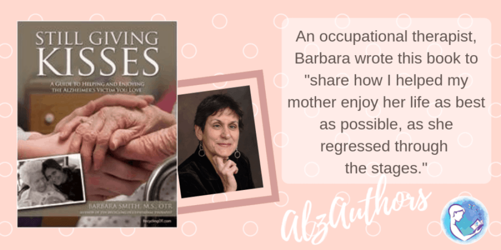 "Meet Barbara Smith, author of ""Still Giving Kisses"""