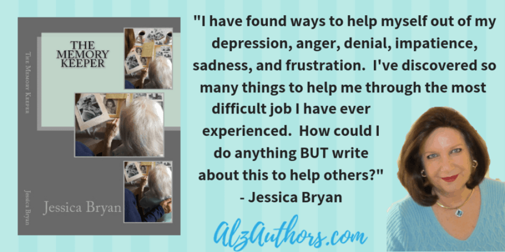 "Meet Jessica Bryan, author of ""The Memory Keeper"""