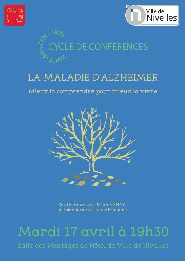 Conférence à Nivelles