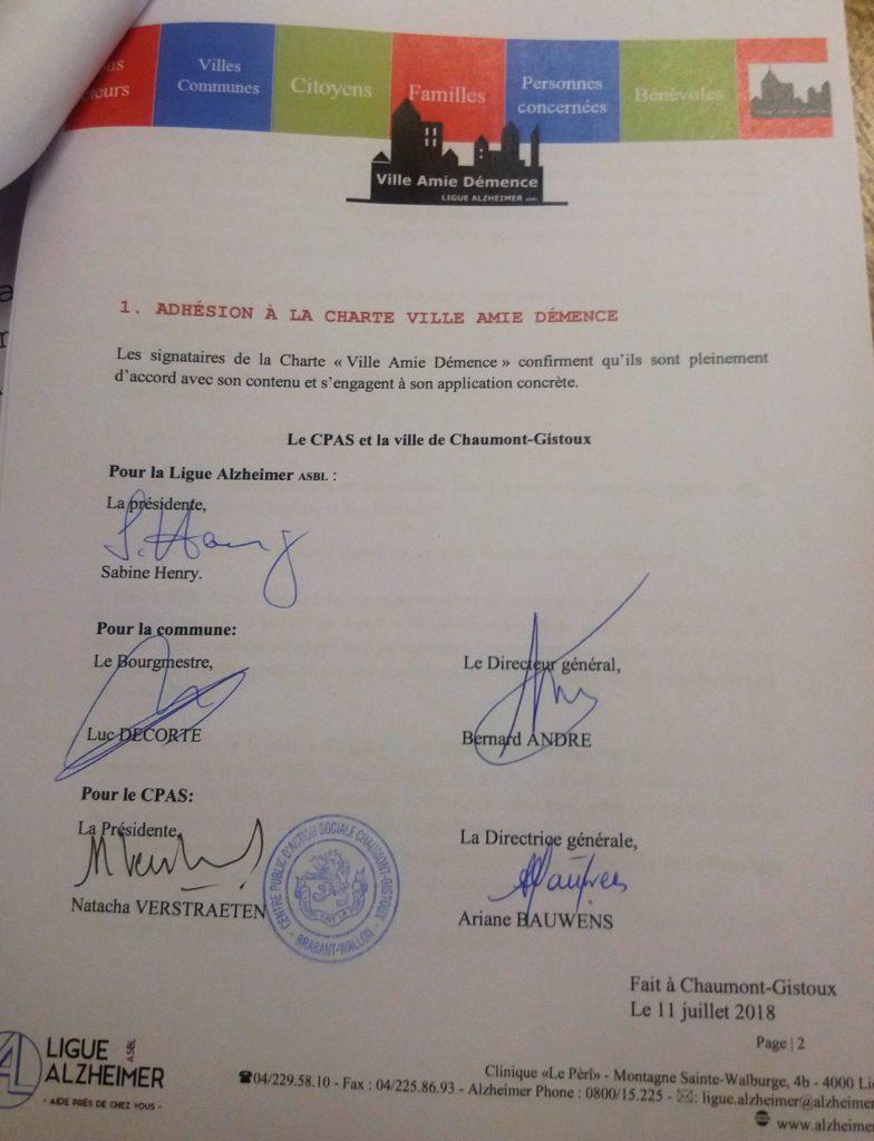 Chaumont-Gistoux signataires