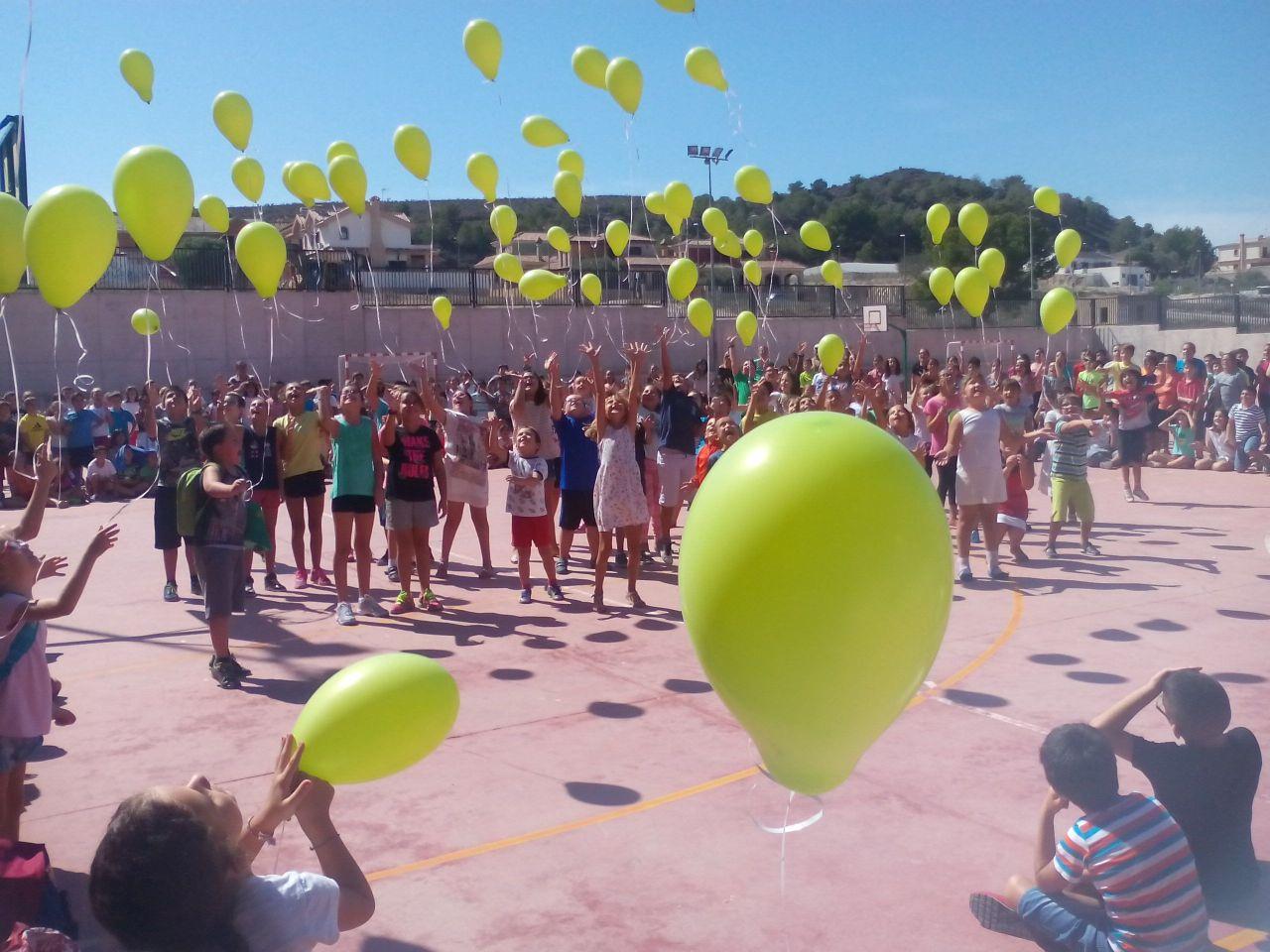 Día Mundial del Alzheimer 2015, C.P San José de Calasanz