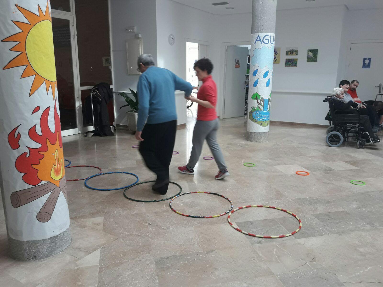 Ejercicios En Circuito Y Coordinacion : Circuito de coordinaciÓn y equilibrio