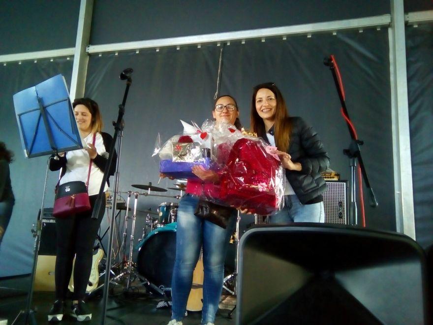 Ganadores Sorteo V Movida Solidaria Alzheimer Bigastro