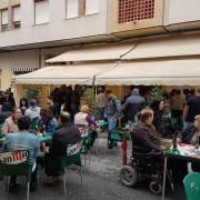Ambiente Tapeo Asociación de Alzheimer Cafetería Quintón
