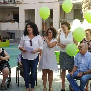Corporación del Ayuntamiento - Día Mundial del Alzheimer