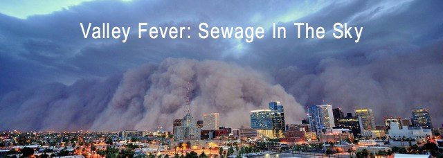 Valley Fever caused by land application of sewage sludge