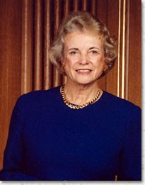 Sandra Day O'Connor Alzheimer's disease