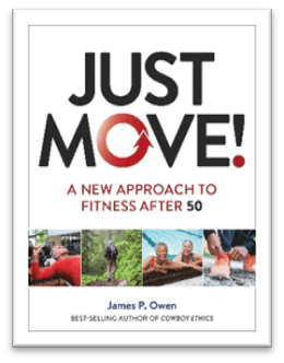 Just Move! A new approach to fitness after 50