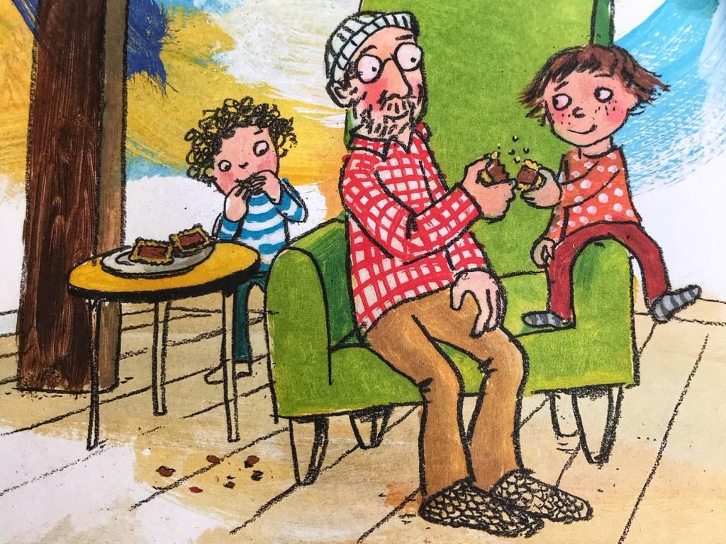 Opa Rainer weiß nicht mehr - Keks