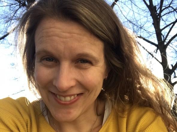 """Peggy Elfmann für """"Alzheimer und wir"""""""