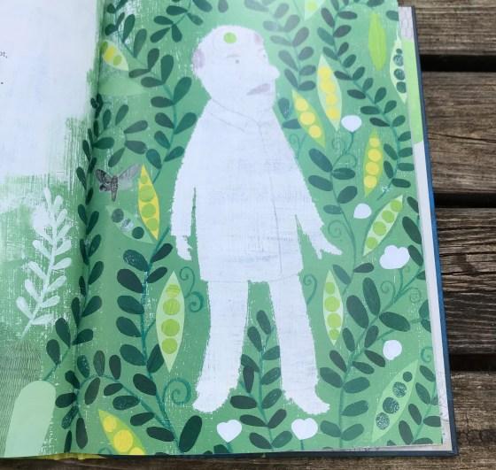 Auf meinem Rücken wächst ein Garten - Schattenopa