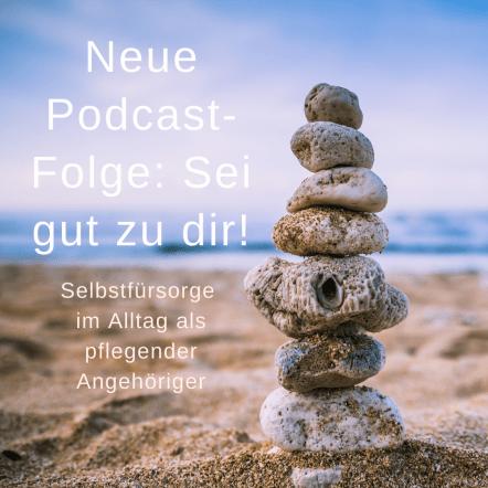 Podcast-Folge Selbstfürsorge