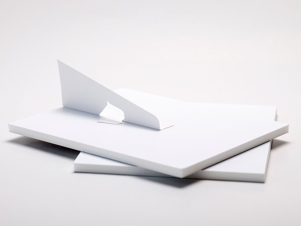 Foto en foam (carton pluma)