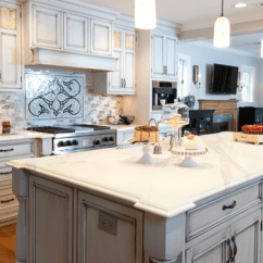 Custom Kitchen King Cabinets Alzimadeks Renovation Company Toronto Quality And Craftsmanship