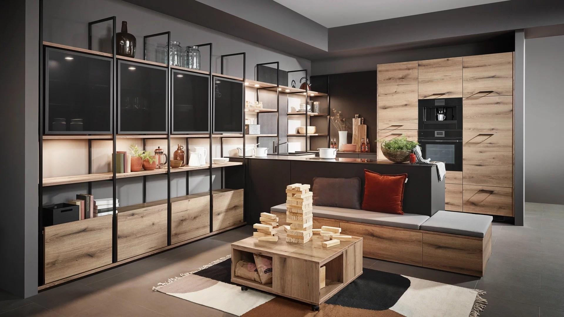cuisine équipée design Loft