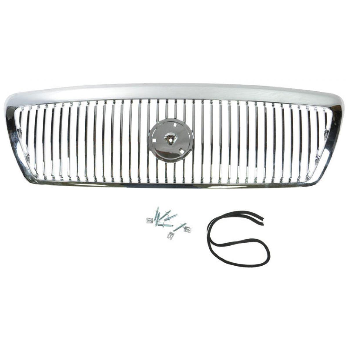 Front End Grill Grille For 03 05 Mercury Grand Marquis