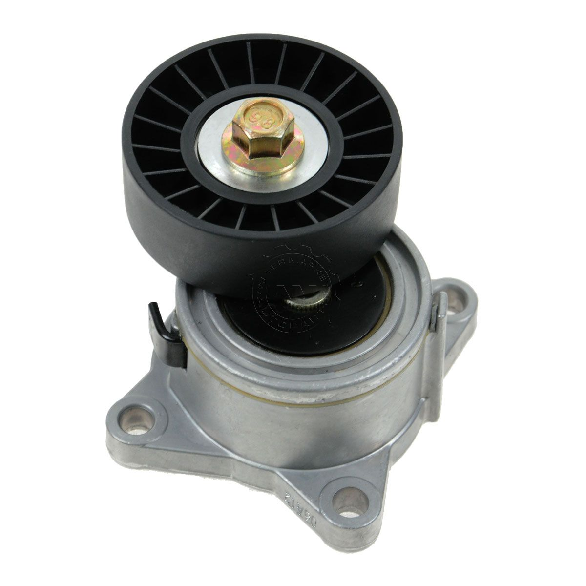 hight resolution of engine serpentine belt tensioner pulley new for ford focus escort 2 0l dohc