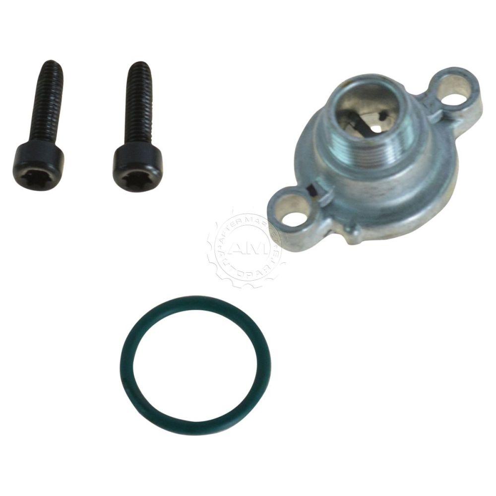 medium resolution of motorcraft cm5016 fuel filter press relief valve cap kit for ford truck van 7 3l