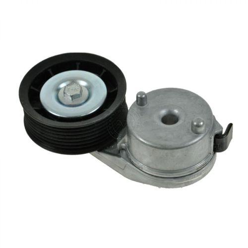 small resolution of serpentine belt tensioner pulley for chrysler aspen durango ram pickup 5 7 l