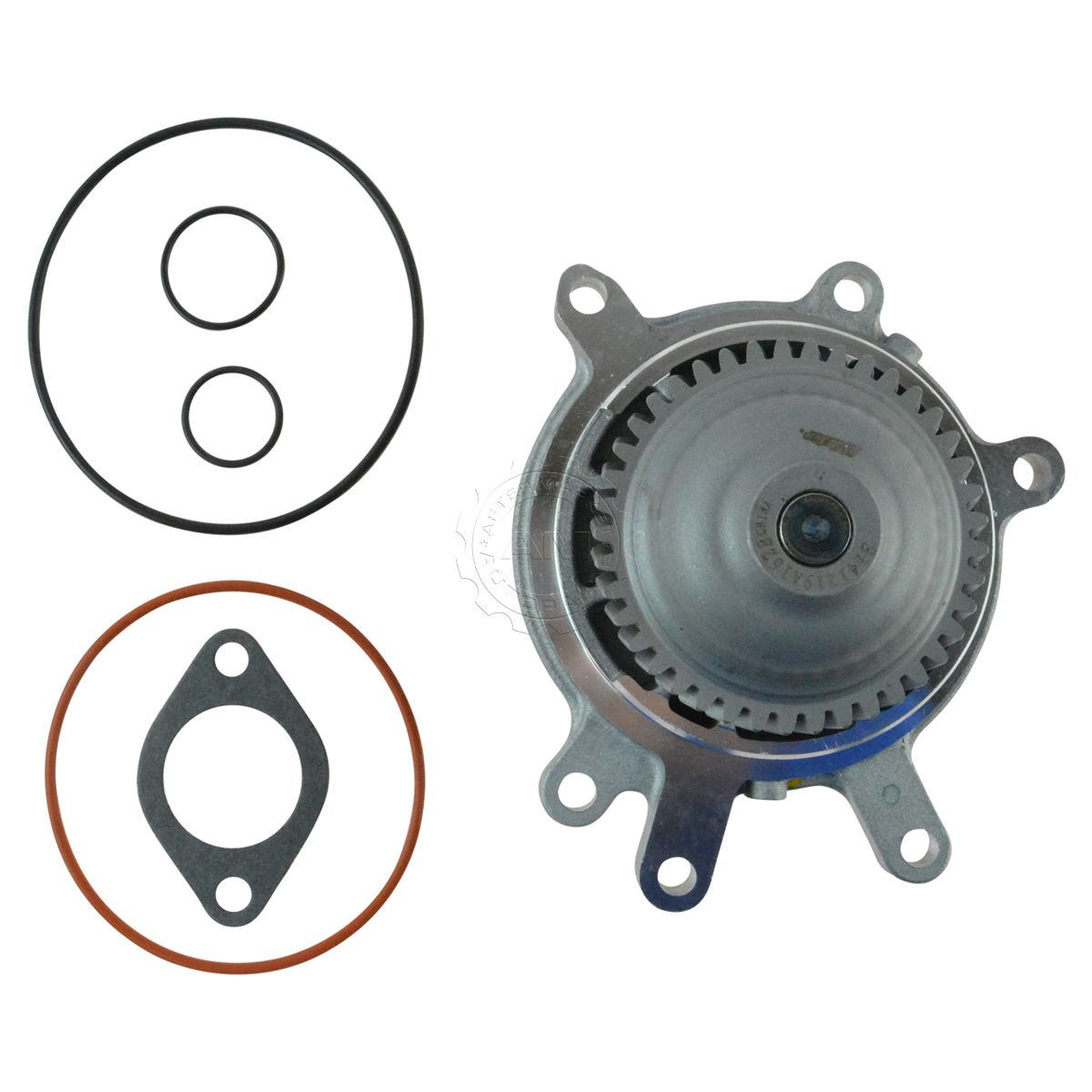 hight resolution of ac delco professional series 252 838 engine water pump for chevy gmc pickup new