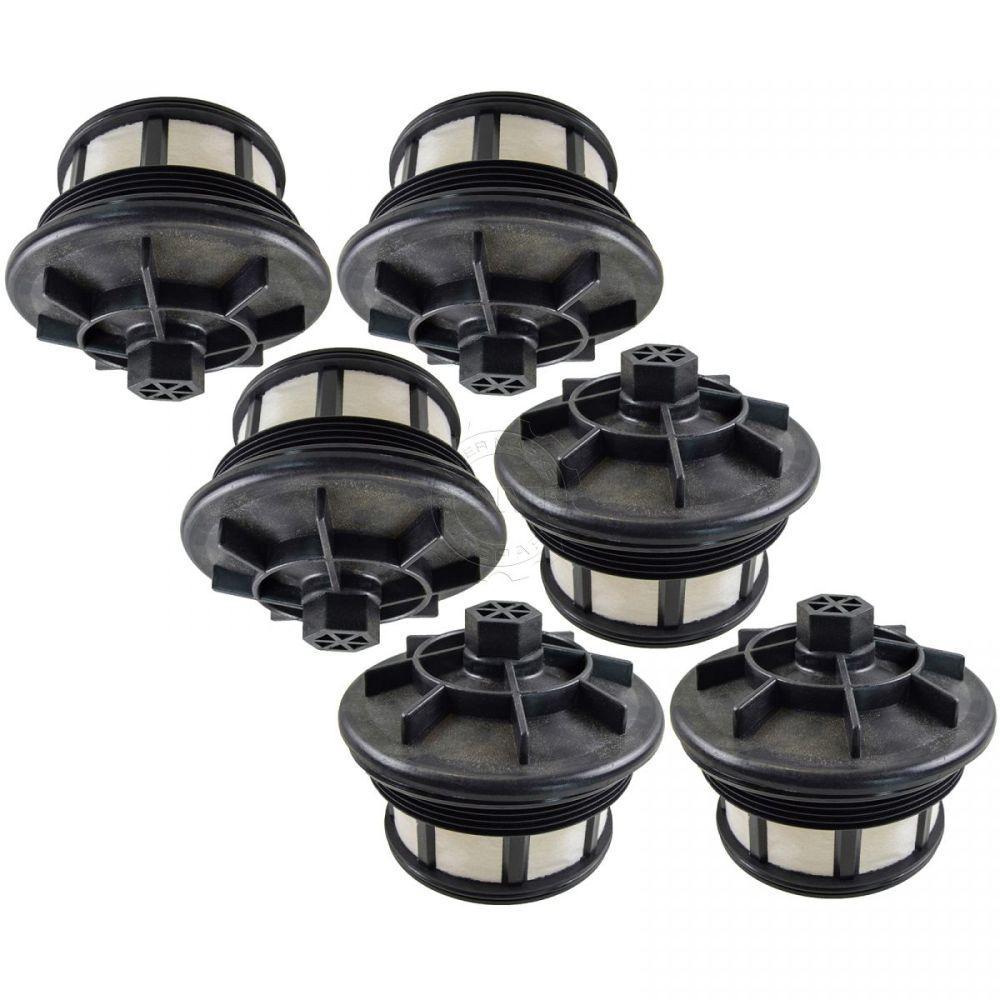 medium resolution of fuel filter set of 6 for ford f250 f350 super duty van 7 3l v8 turbo