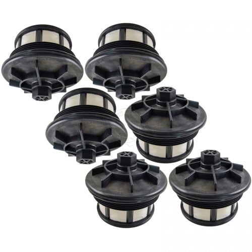 small resolution of fuel filter set of 6 for ford f250 f350 super duty van 7 3l v8 turbo