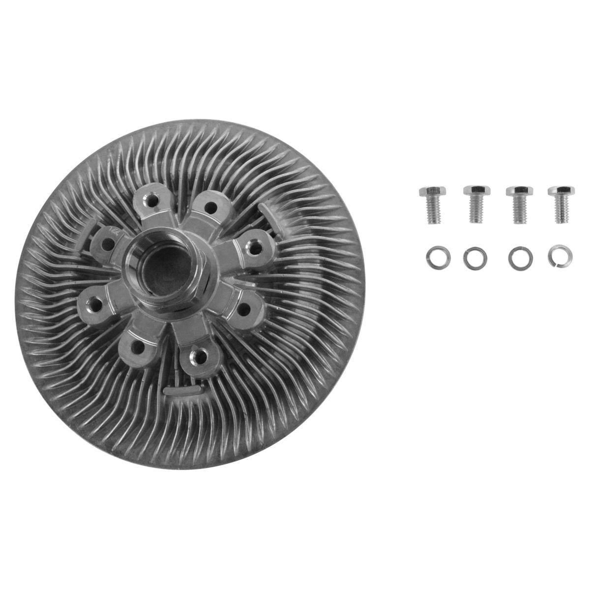 hight resolution of radiator cooling fan clutch for dodge durango dakota