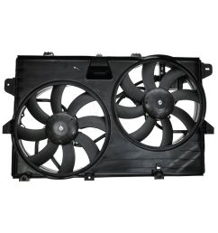 dual radiator cooling fan assembly 7t4z8c607a for ford edge lincoln mkx [ 1200 x 1200 Pixel ]