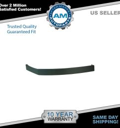 headlight molding trim lower filler right rf for nissan armada titan qx56 [ 1600 x 1600 Pixel ]