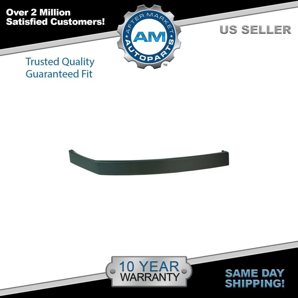 medium resolution of headlight molding trim lower filler right rf for nissan armada titan qx56