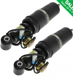arnott as 2177 rear air struts shocks pair set for cadillac deville eldorado [ 1200 x 1200 Pixel ]