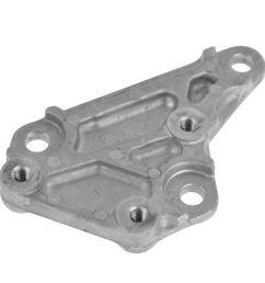 mopar oem power steering pump mounting bracket for 96 98 jeep grand cherokee new [ 1200 x 1200 Pixel ]