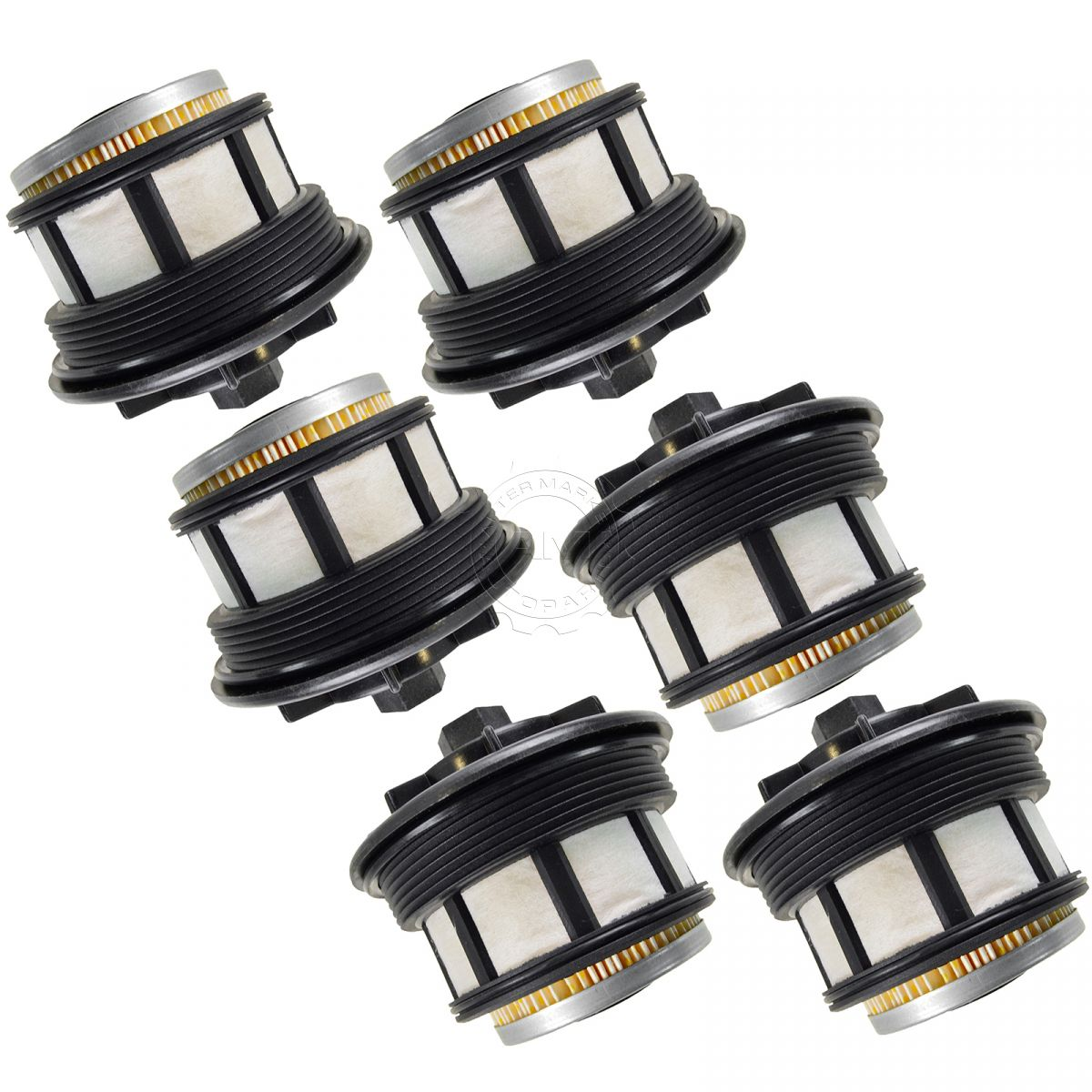 hight resolution of fuel filter set of 6 for ford f250