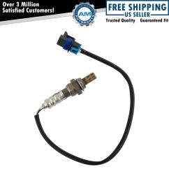 O2 Sensor Heater Johnson Outboard Ignition Wiring Diagram Oxygen Direct Fit 4 Wire Heated For Cadillac