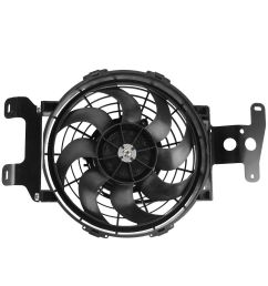 radiator cooling fan assembly for 02 10 ford explorer 4 door mercury mountaineer [ 1200 x 1200 Pixel ]