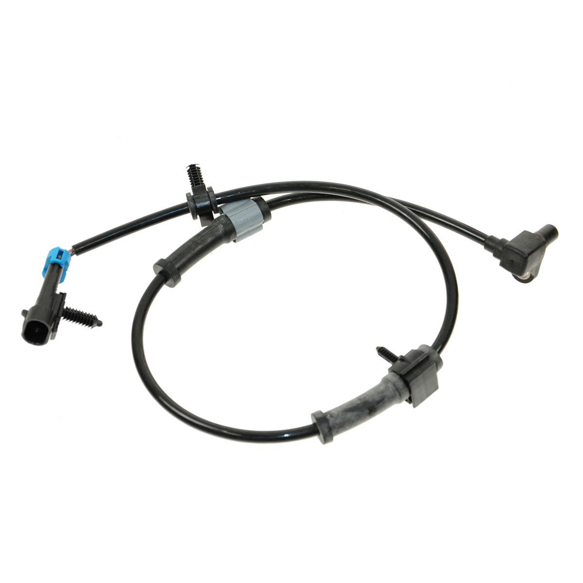 Anti-Lock Brake ABS Speed Sensor w/ Harness Front for